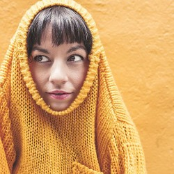 Beyond Adulting: How to Be a Better Human - Girl in yellow sweater
