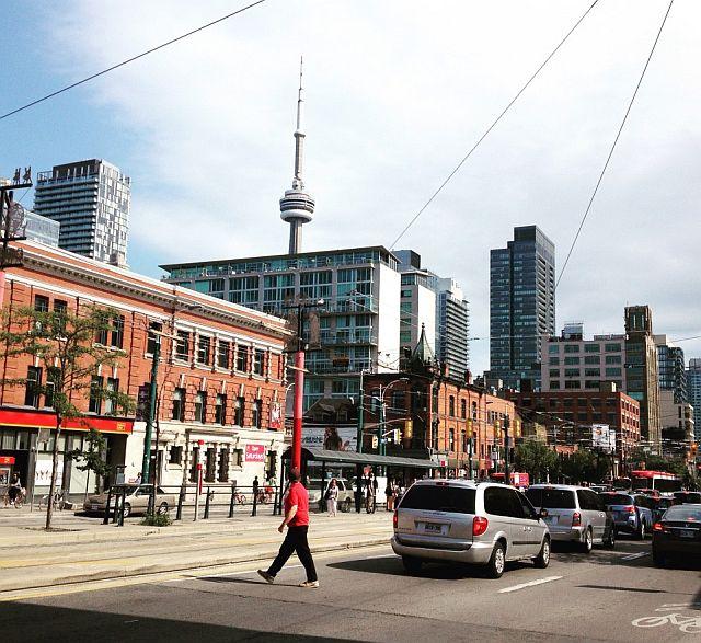 Spadina Ave., Toronto, Canada